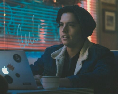 Cole Sprouse Riverdale Autographed Signed 8x10 Photo COA MR111