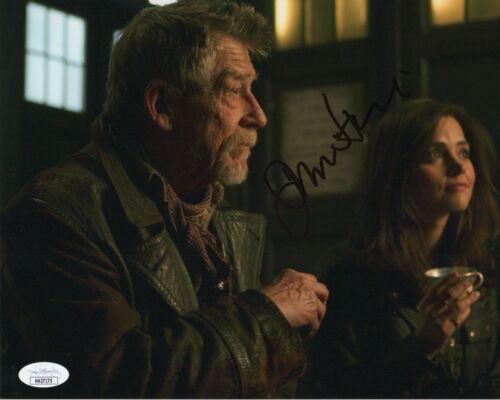 John Hurt Doctor Who Autographed Signed 8x10 Photo JSA COA