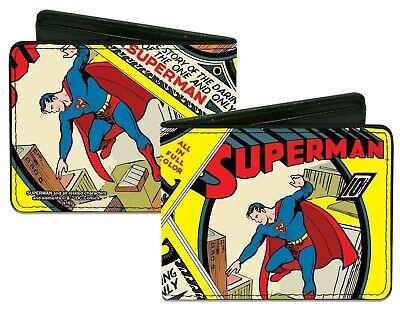 Wallet DC Comics Superman Comic SMAM