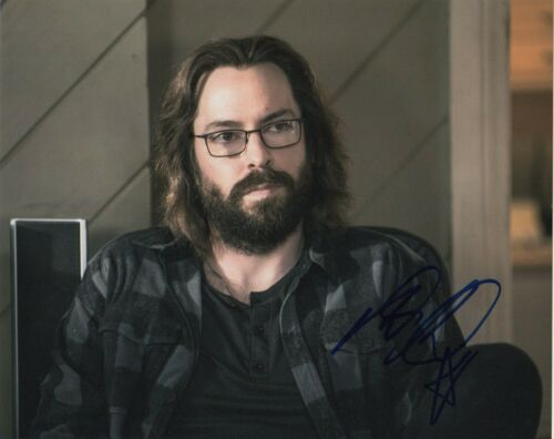 Martin Starr Silicon Valley Autographed Signed 8x10 Photo COA EF721