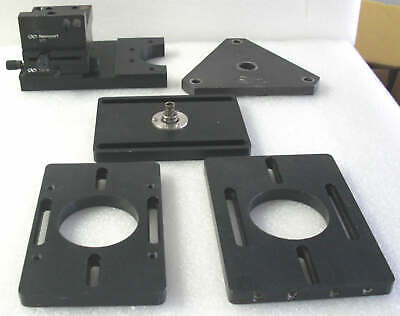 Newport Optics 811 Tsx-1a Optical Fixturing 5-piece Set