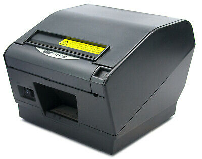 Star Tsp800 Thermal Usb Receipt Printer With Power Supply Tsp847iie2