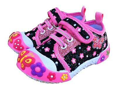 Baby Toddler Girl Shoes Size 5 Chulis Sneakers