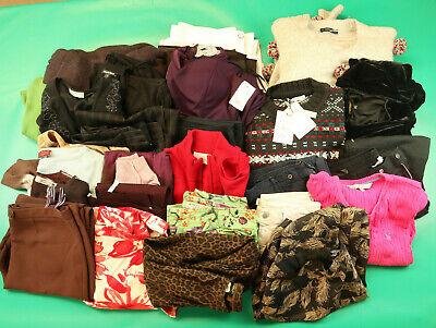 WOMEN Clothes Bundle 9 kilos 27 items Wholesale Joblot