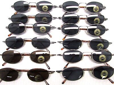 Mens Sunglasses Cool Metal Frames Stylish Variety of Colors Lot of (Cool Frames For Men)