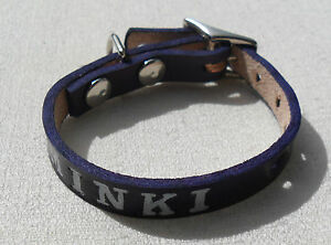 DC3-8-PERSONALIZED-KITTEN-PUPPY-TINY-TOY-DOG-OR-FERRET-3-8-LEATHER-COLLAR