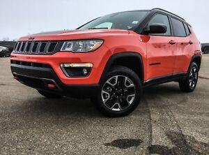 2017 Jeep New Compass Trailhawk