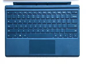 Microsoft Surface Pro Type Cover - Teal - 50% off retail