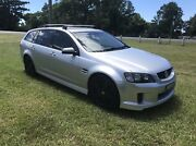 My09 Holden ve sv6 wagon  Taree Greater Taree Area Preview