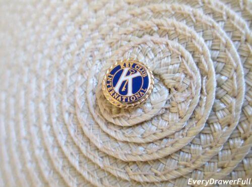 Key Club International LAPEL PIN Kiwanis
