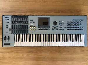 Yamaha Motif XS6 61-Key Workstation Synthesiser Strathfield Strathfield Area Preview
