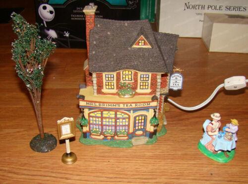 Dickens Village, Mrs. Brimm