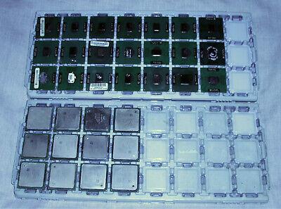 Joblot PCs and Laptops CPU Processor used