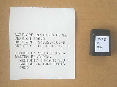 Veeder Root 330160-002 Csld Sem Tls-350 Tank Monitor 6 Month Warranty