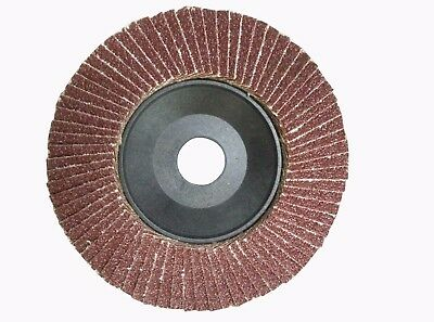 4 Inch100mm Sanding Flap Disc Grinding Wheel Sand Paper Disk