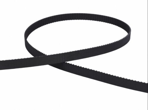 HTD 3M Open Type Timing Belt 3mm Pitch Select 10-15mm Width CNC Drive belts