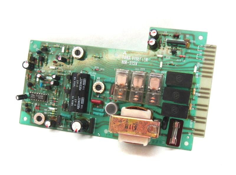 PANA VISETTER NM-315V PC Board