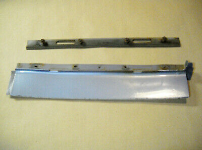 79-85 Cadillac Eldorado RH OEM Front Header Panel Bumper Fillers Body to (Cadillac Filler Panels)