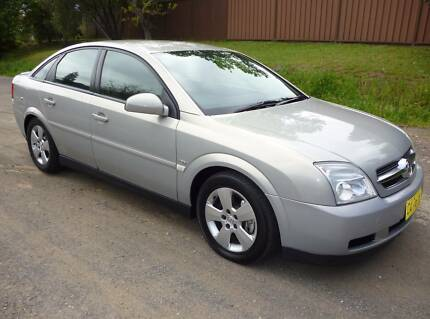 2006 Holden Vectra CD V6 Hatch Automatic Rego 3/16 North Rocks The Hills District Preview