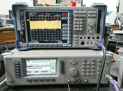 Rohde Schwarz Fsp-38 Spectrum Analyzer 9 Khz To 40 Ghz 1164.4391.38