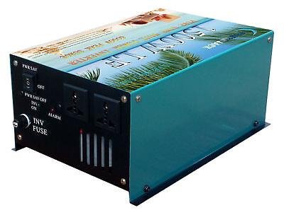 6000W surge power LF pure sine wave power inverter dc 12V/ ac 110V/back up power