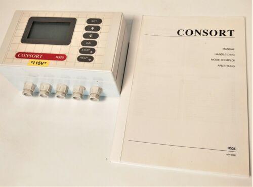 LabCor Consort R325 Proportional Dissolved Oxygen/°C Controller