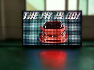 P16 Series 3x5 Programmable Outdoor Full Color Digital Led Sign With Wifi