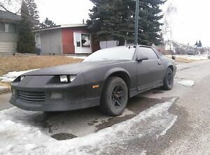88' Camaro RS project