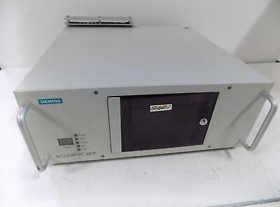 Siemens Sicomp Pc 32-r Industrial Computer 6ap112