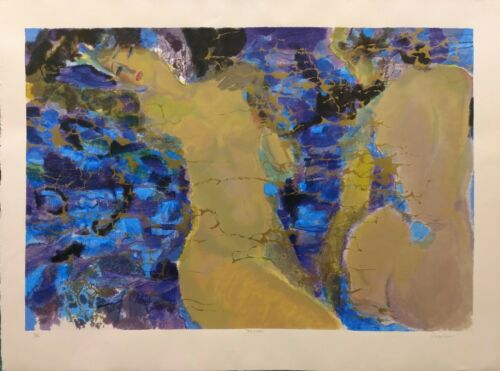"Quan Sun ""blue Waters"" 