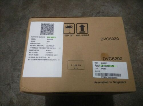 1pc New Fisher Dvc6200
