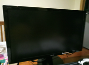 """24 """" Widescreen LCD Computer Monitor Full HD Cooroy Noosa Area Preview"""