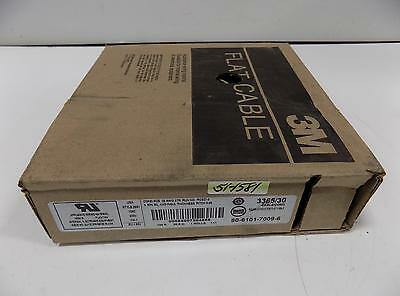 3m Flat Cables 28awg 100ft 336530 Nib Pzb