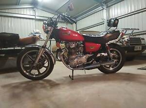1980 Yamaha XS650 cruiser Whyalla Whyalla Area Preview