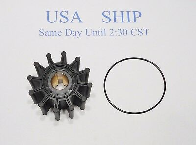 Impeller and O-ring Replaces Onan 541-1521 0541-1521