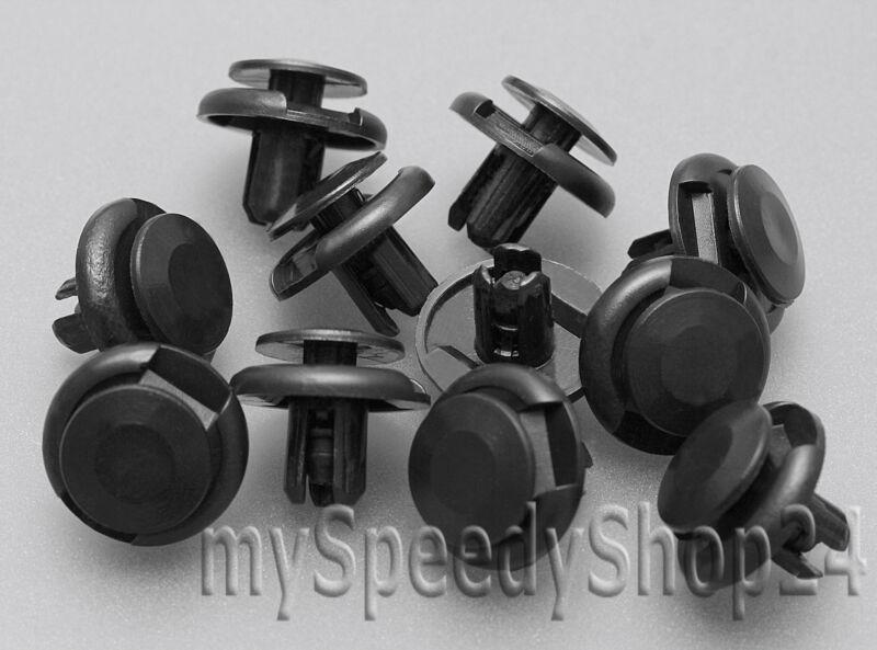 20x Radkasten Stoßstangen Clips für Suzuki Toyota Lexus Honda Subaru Loch 8 mm