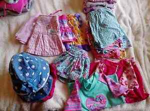 Baby   girls size 2 clothes  $25  bulk lot Beenleigh Logan Area Preview