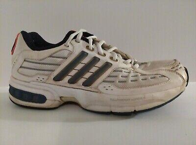 ADIDAS Men's adiprene Supernova Cushion White Running Shoes US Size 9