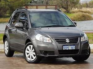 2014 Suzuki SX4 Hatchback Glendalough Stirling Area Preview
