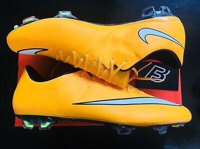 new arrival f171b 5dd49 Nike Mercurial Vapor X Laser Orange FG Size UK 10.5 - BNIB