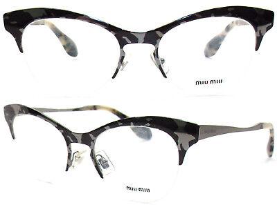 Miu Miu Fassung Glasses VMU 57M KAD-1O1 Gr 51 Nonvalenz BF26 T42