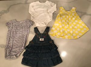 6-12m girls clothes