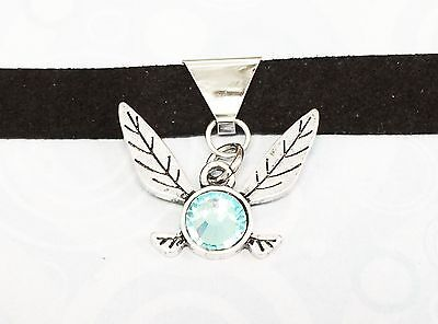 Legend of Zelda Navi Choker Necklace for sale  Montreal