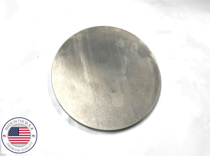 """1/4"""" Aluminum 5052 Plate Round Circle Disc 4"""" (.25"""")"""