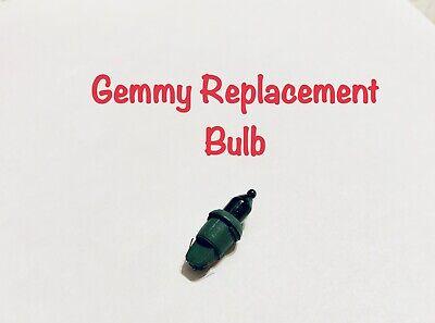 Gemmy DOUGLAS TALKING FIR TREE Wreath Replacement Part Eye Mini Light Bulb -