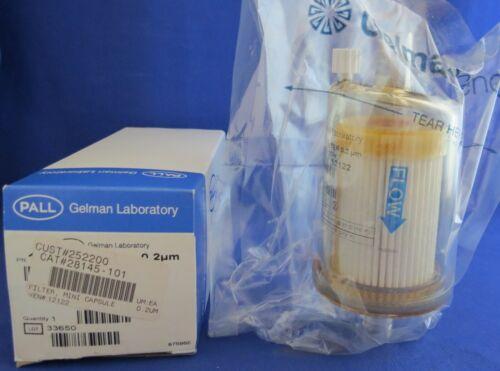 Pall Mini Capsule Filter 0.2um # 12122  Gelman 28145-101