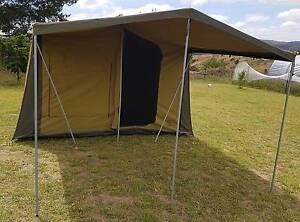 Family canvas tent Brighton Brighton Area Preview