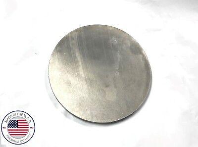 18 Aluminum 5052 Plate Round Circle Disc 8 .125