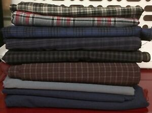 Plaid Fabrics For Sale