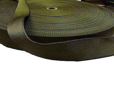 Green Cobra Riggers CQB Belt 7000lb 45mm Type 13 Mil Spec Webbing ( DIY Tactical